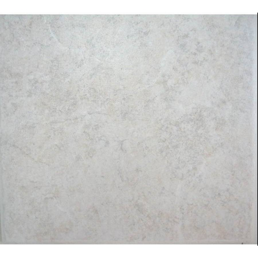 style selections caribbean slate caribbean slatematte ceramic tile common 12in