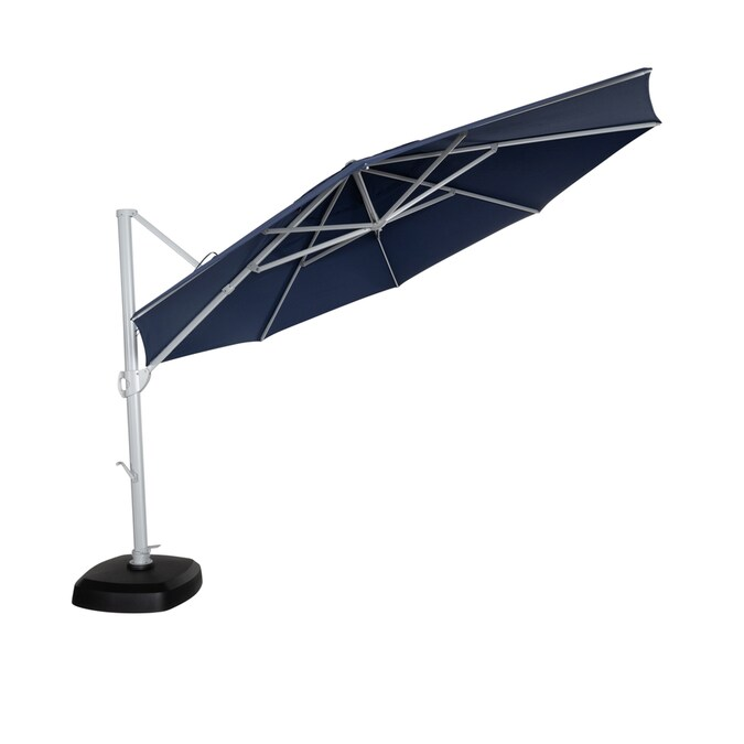 Simply Shade 12 5 Ft Octagon Navy With