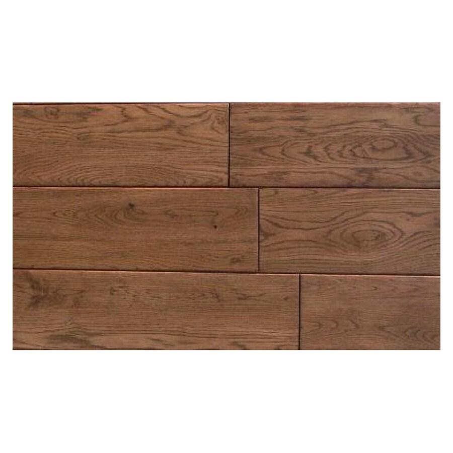 Noblehouse Vintage Brownstone Solid Oak Hardwood Flooring Sample