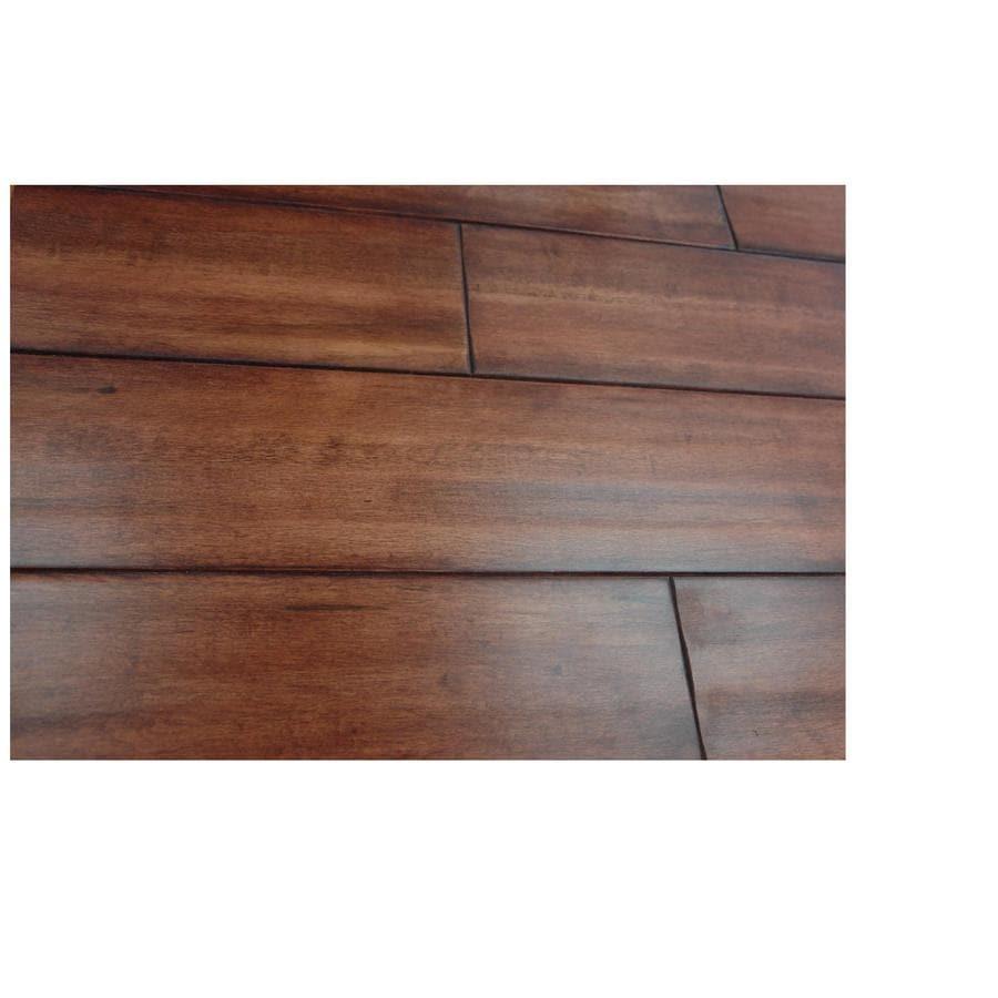 Distressed Maple Hardwood Flooring: NobleHouse Distressed Solid Maple Hardwood Flooring Sample