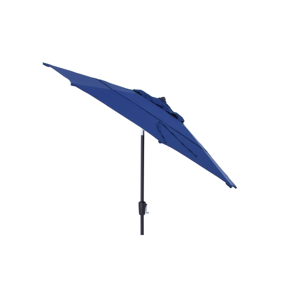 Simply Shade Market Patio Umbrella (Common: 9 Ft W X 9 Ft