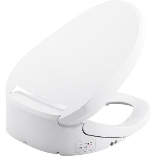 Kohler C3 Plastic Elongated Slow Close Heated Toilet Seat