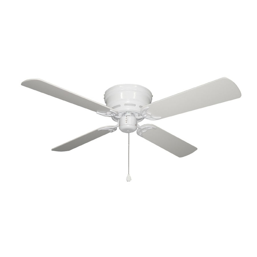 "Harbor Breeze 42"" White Armory Ceiling Fan"
