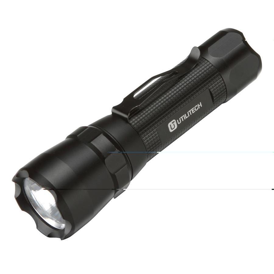 Utilitech 350-Lumen LED Handheld Flashlight