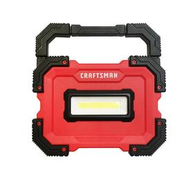 CRAFTSMAN 1000-Lumen LED Rechargeable Flashlight (Battery Included)