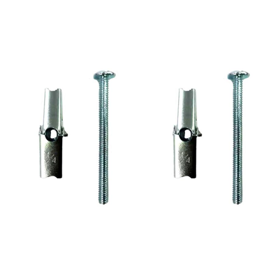 Blue Hawk 2-Pack 3-in x 0.25-in All-Purpose Anchors (Screws Included)