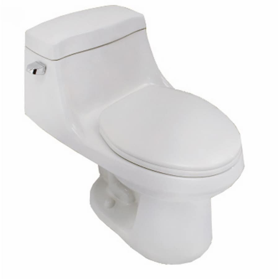 AquaSource WaterSense Elongated Toilet