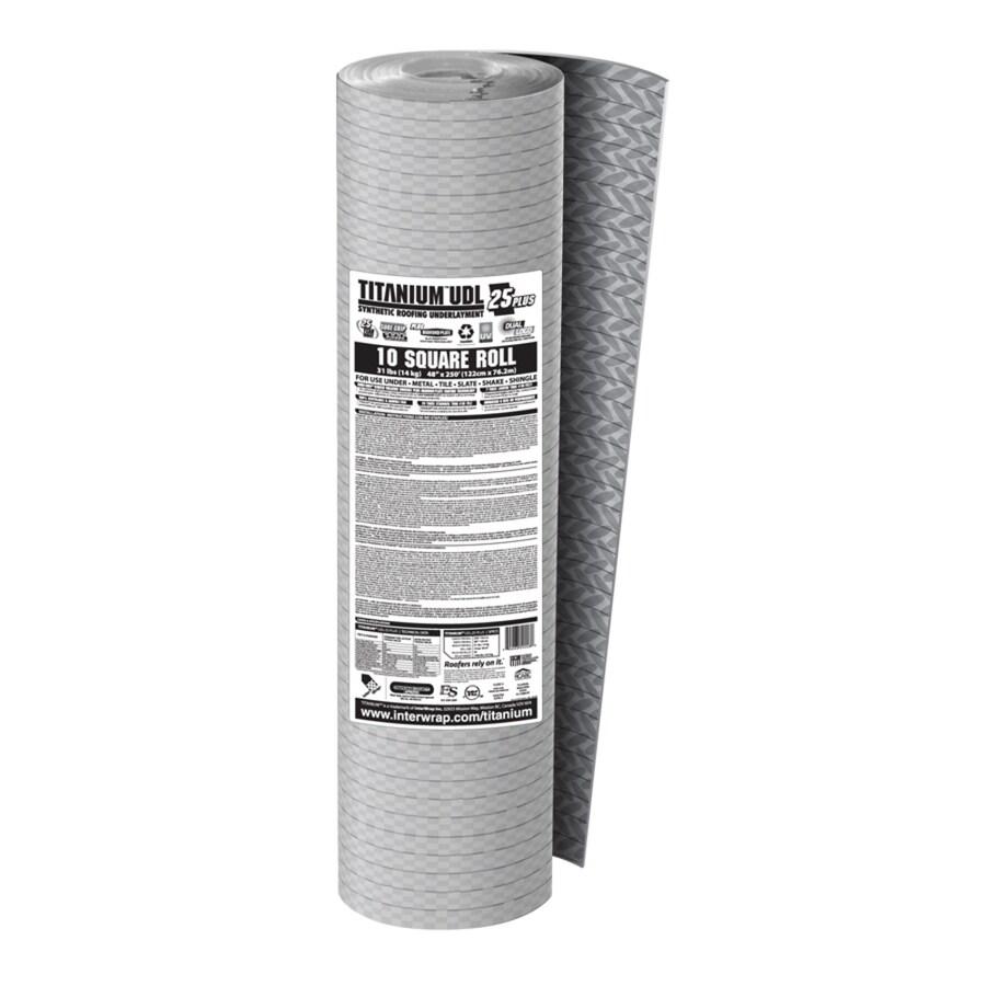 Titanium 1,000-sq ft Roof Underlayment