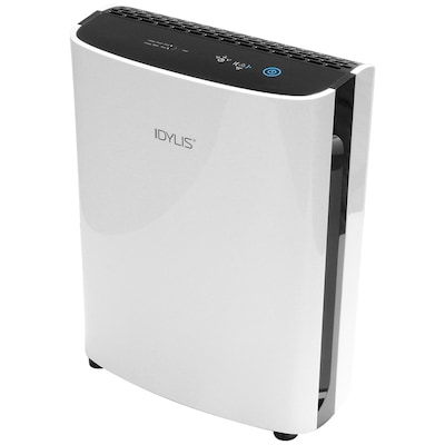 Idylis 3-Speed 232-sq ft HEPA Air Purifier at Lowes com