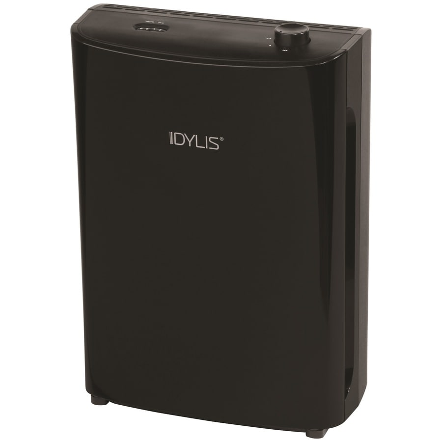 Shop Idylis 3 Speed 139 5 Sq Ft Hepa Air Purifier At Lowes Com