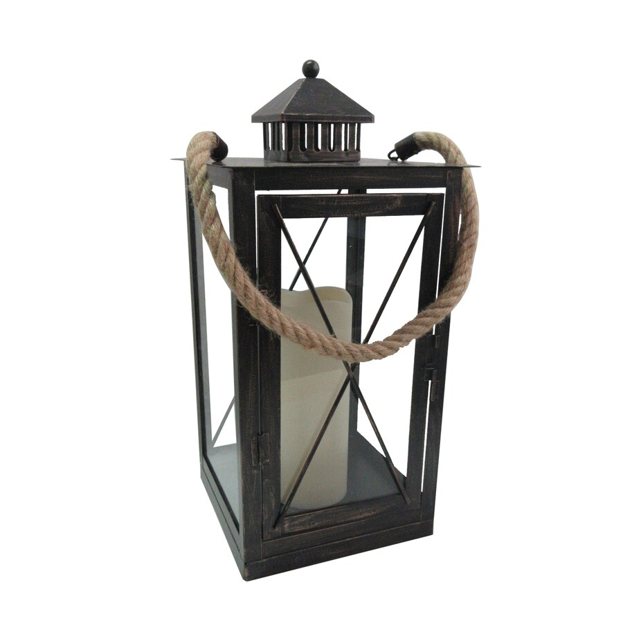 shop outdoor decorative lanterns at lowes