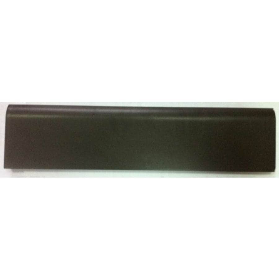 Style Selections Black Ceramic Bullnose Tile Common 3 In X 12