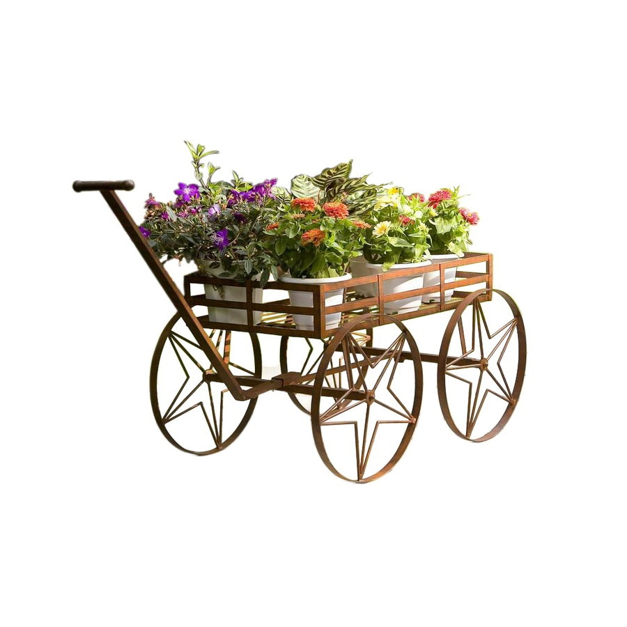 Shop Garden Treasures Large Garden Wagon at Lowescom