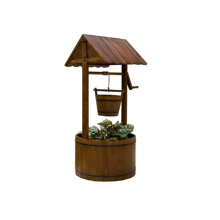 Garden Treasures Decorative Wishing Well
