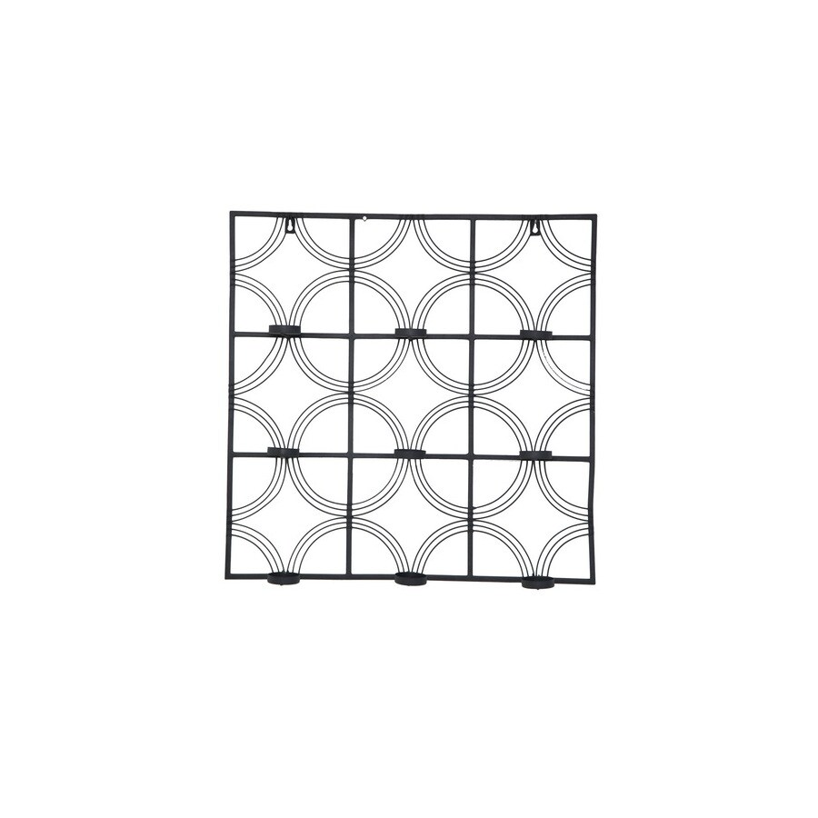 Style Selections Metal Wall Votive Decor