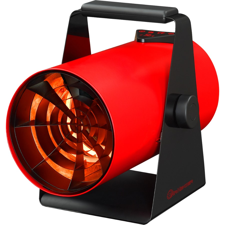 shop mr heater 1500 watt infrared quartz utility electric space rh lowes com