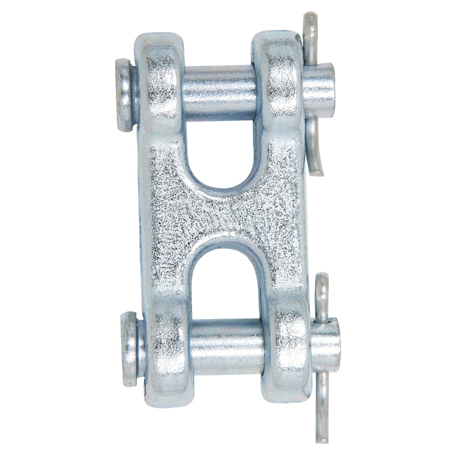 Blue Hawk Zinc-Plated Double Clevis Hook