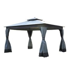 allen + roth Gray Screen Kit  sc 1 st  Loweu0027s & Shop Gazebo Parts u0026 Accessories at Lowes.com