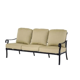 Magnificent Garden Treasures Patio Sofas Loveseats At Lowes Com Pdpeps Interior Chair Design Pdpepsorg