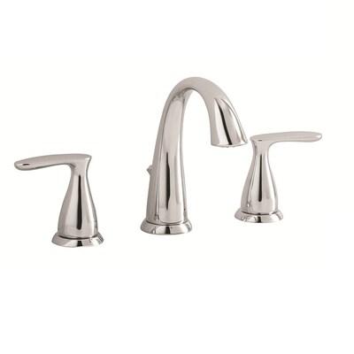"AquaSource 8"" Widespread Lavatory Faucet, Polished Chrome ..."