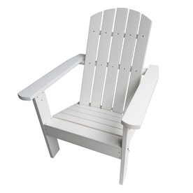 Windsor Bay Plastic Adirondack Chair
