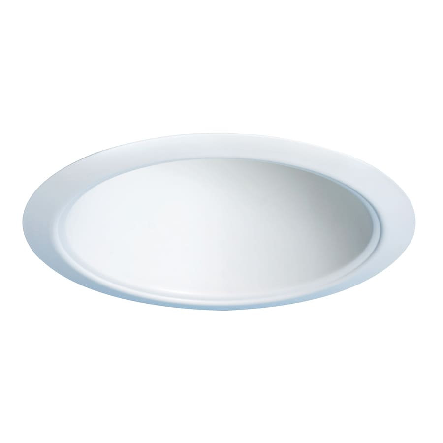 shop utilitech white baffle recessed light trim fits. Black Bedroom Furniture Sets. Home Design Ideas