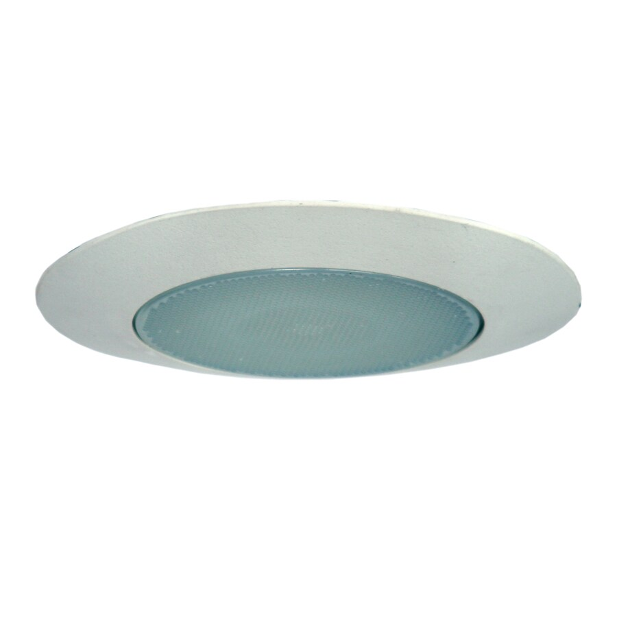 Shop utilitech white shower recessed light trim fits housing utilitech white shower recessed light trim fits housing diameter 6 in aloadofball Images