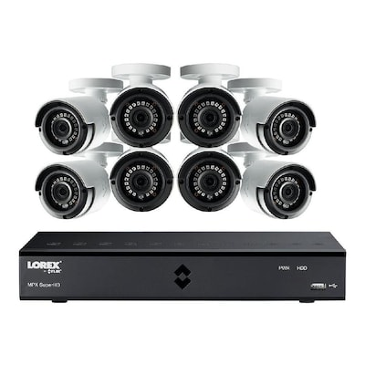 Lorex LHA41082TC8 Analog Wired Outdoor Security Camera with