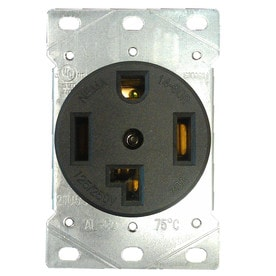 Dryer power outlet Electrical Outlets at Lowes.com on
