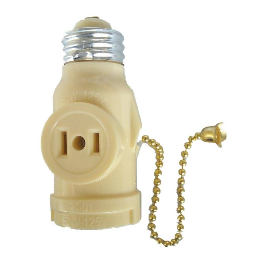 Shop Light Socket Adapters at Lowes.com