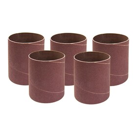 PORTER-CABLE Restorer 5-Pack 2.8125-in W x 4-in L 120-Grit Commercial Spindle Sandpaper