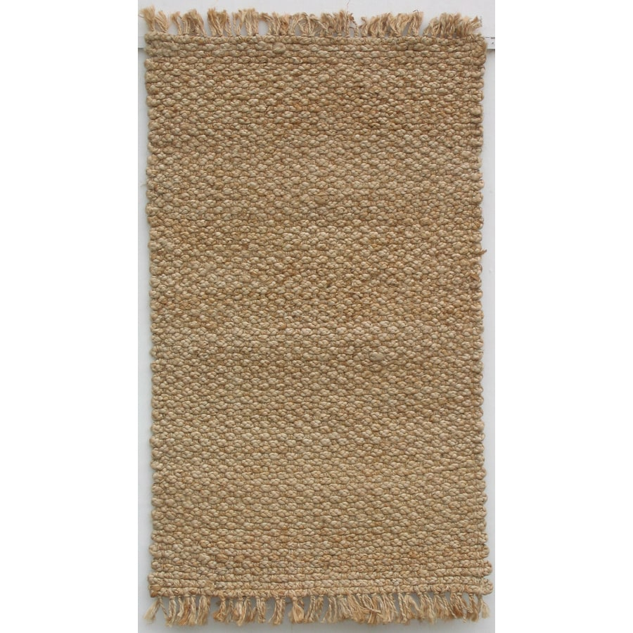 allen + roth Rectangular Indoor Braided Area Rug (Common: 5 x 7; Actual: 60-in W x 84-in L)