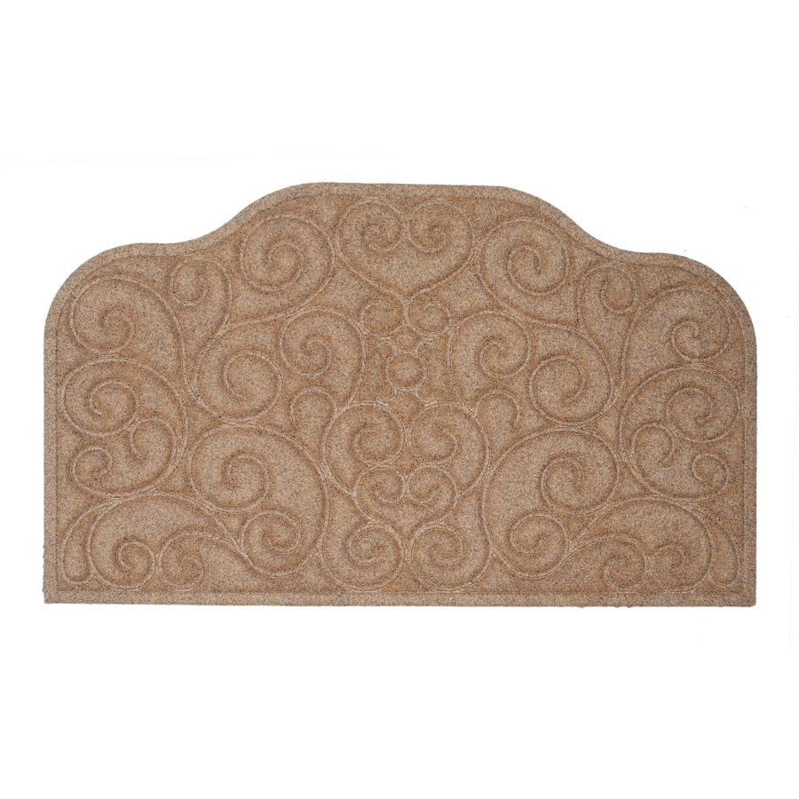 Yellow Rectangular Door Mat (Common: 2-ft X 3-ft; Actual: 23.75-in x 38.75-in)