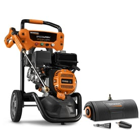 Generac Sdwash Cleaning System With Tools 3200 Psi 2 7 Gpm Cold Water Gas