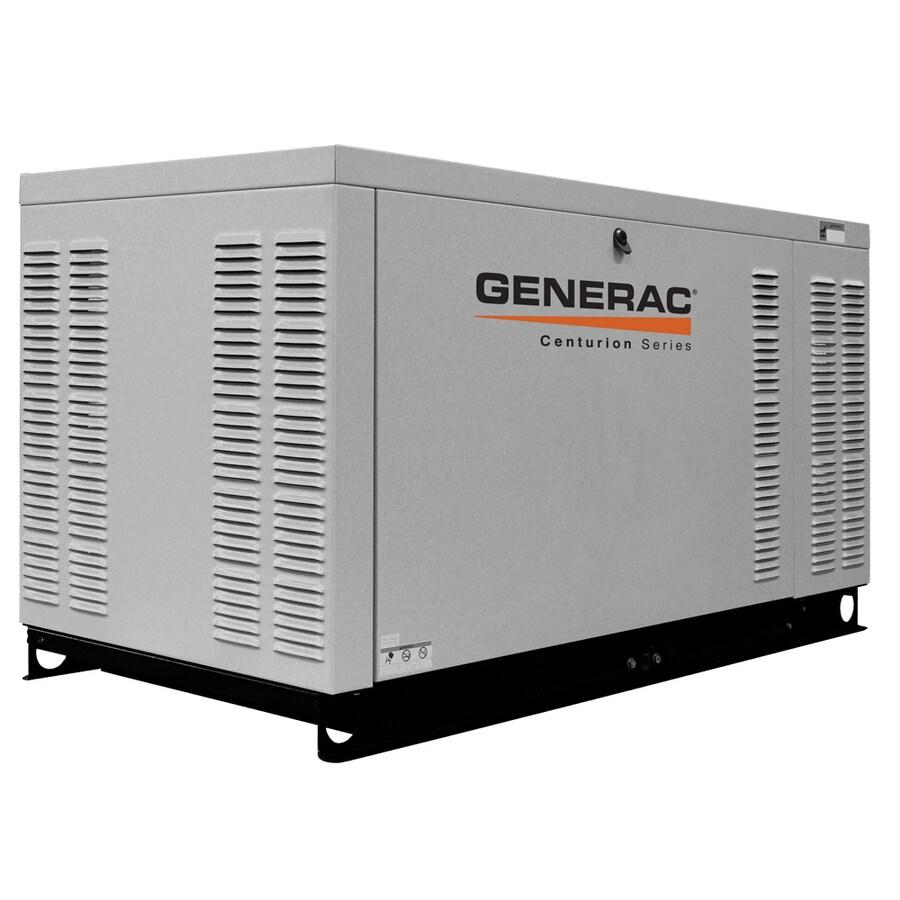 Generac Centurion 25000-Watt (LP)/25000-Watt (NG) Standby Generator