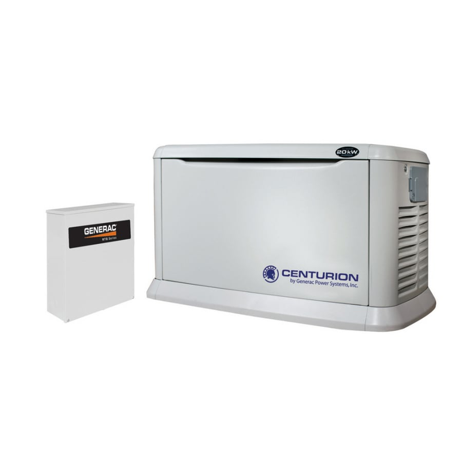 Centurion By Generac Power Systems 20kw 18kw Air Cooled Standby