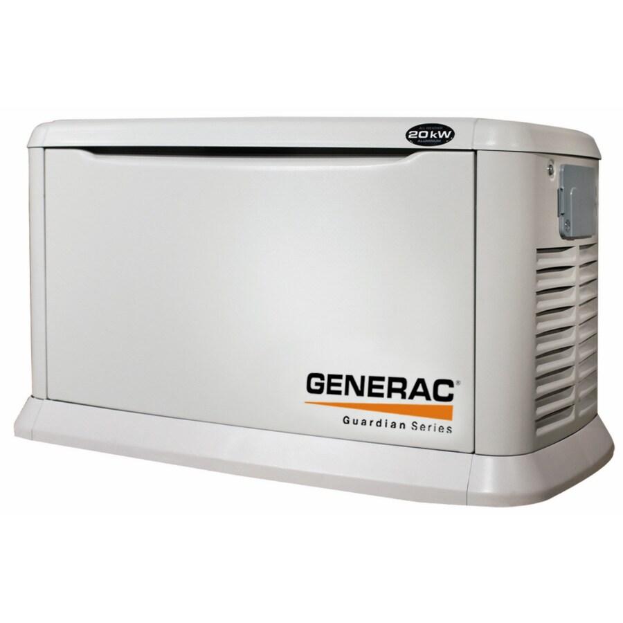 Generac 20000 Watts (LP) / 18000Watts (Ng) Standby Generator No