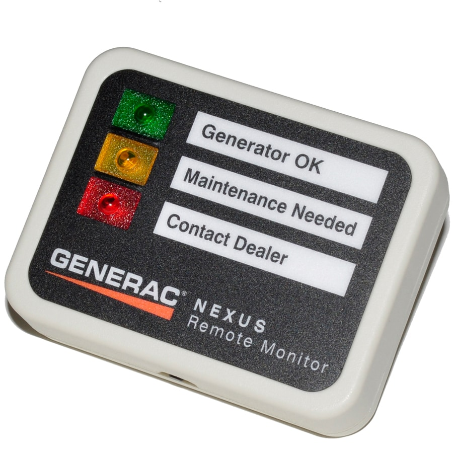 Generac Basic Nexus™ Wireless Remote Monitor for Standby Generators