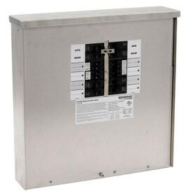 generac 6381 50 amp 12 circuit 125 250v outdoor manual  generac 11000 watt (lp) 10000 watt (ng