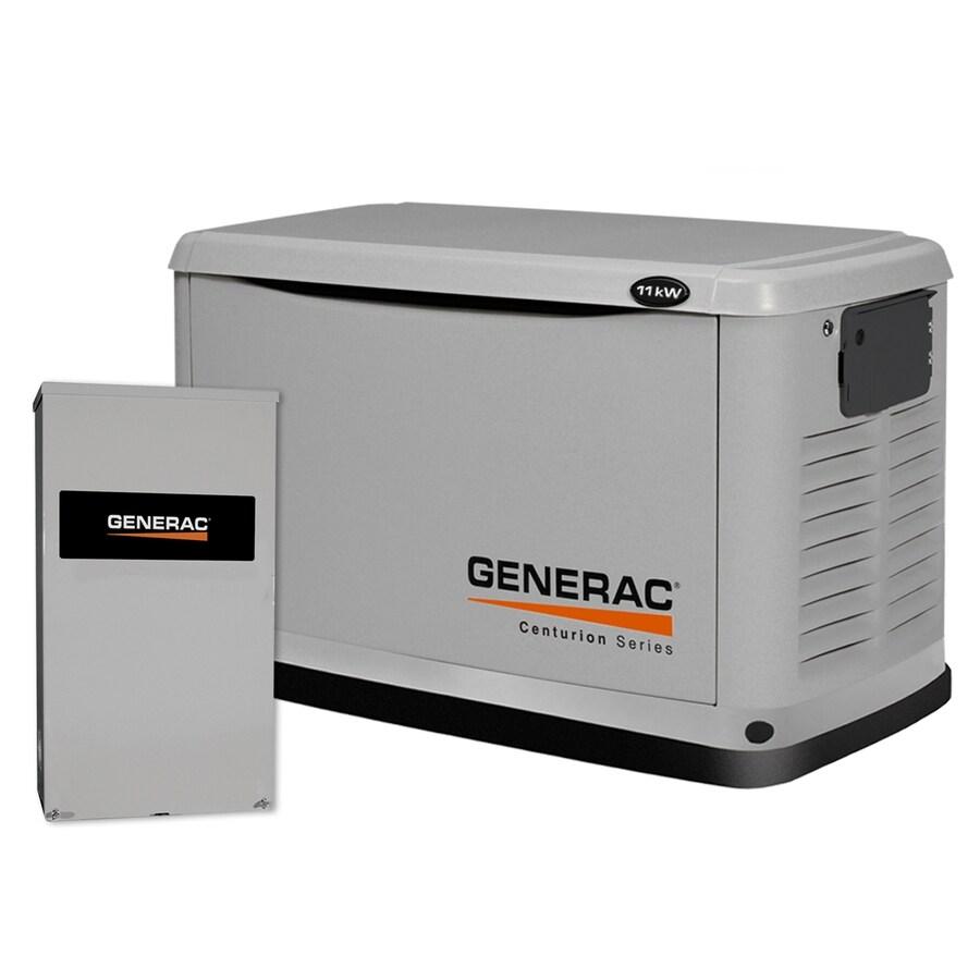Generac Centurion 11 000 Watt Lp 10000 Ng Standby