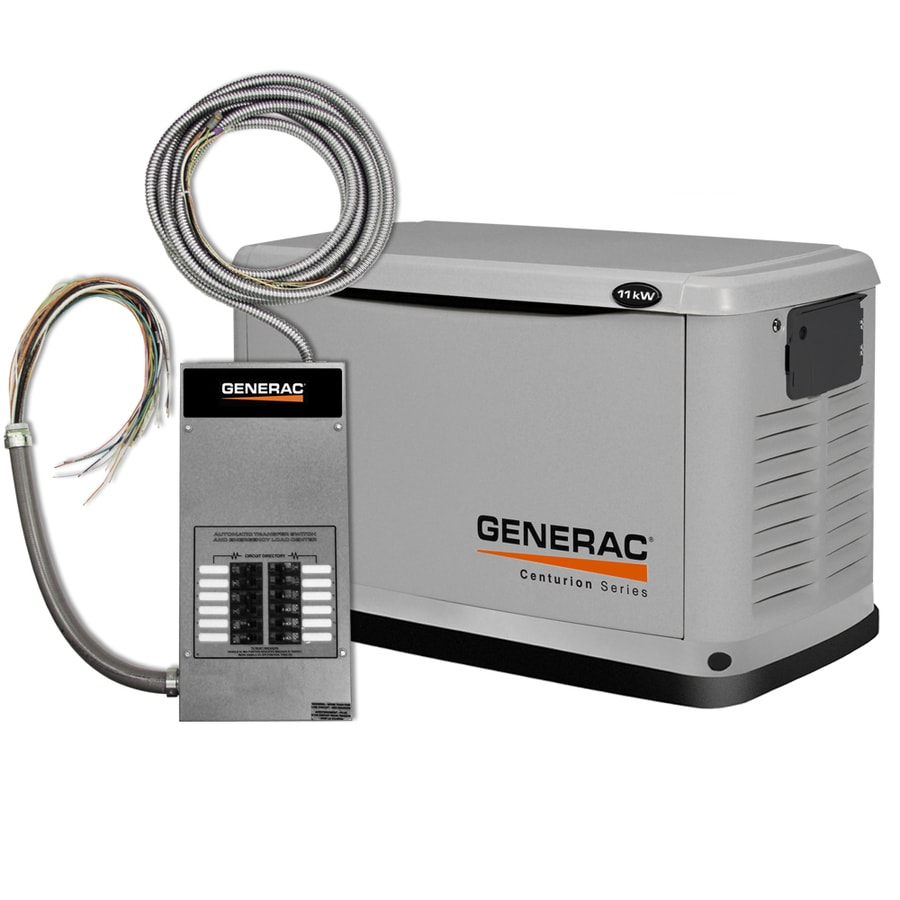 shop generac centurion 11000 watt lp 10000 watt ng. Black Bedroom Furniture Sets. Home Design Ideas