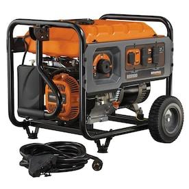Generac Rapid Start 6875-Watt Gasoline Portable Generator