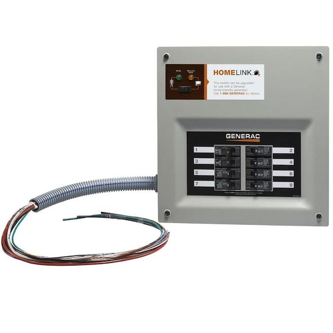Generac Homelink Upgradeable 30 Amp
