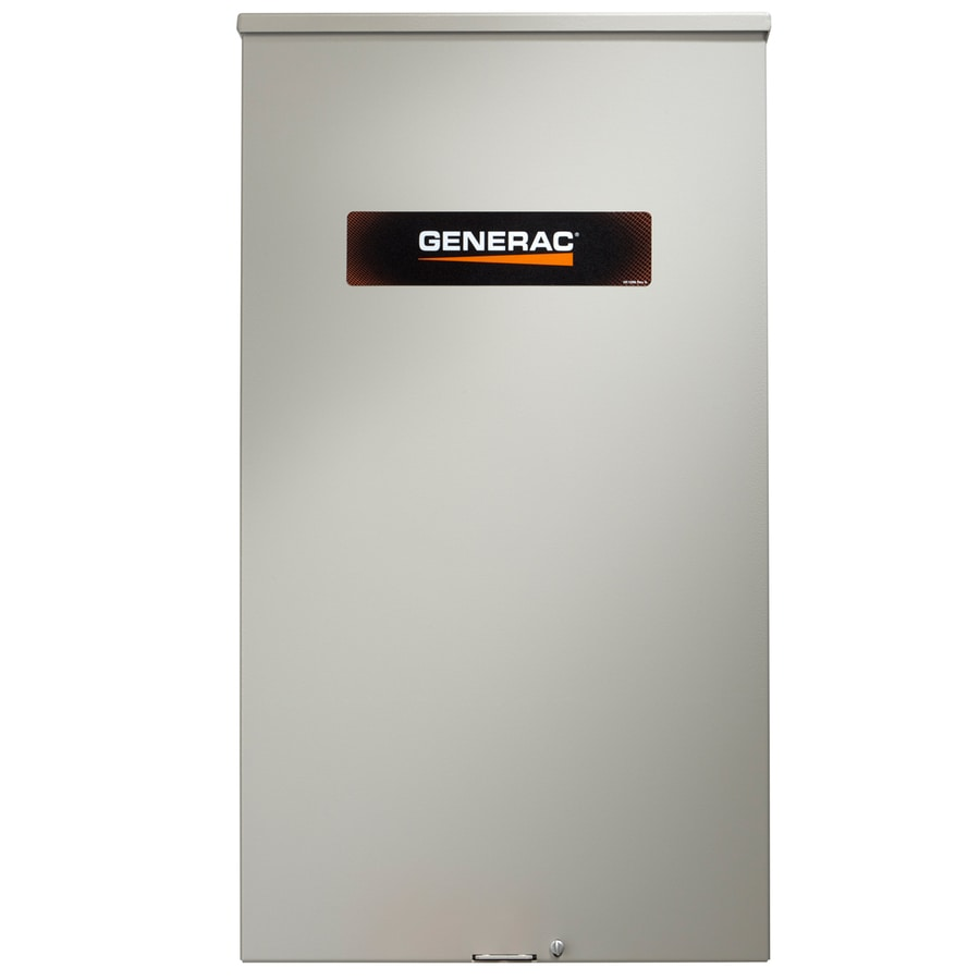 Generac Smart Switch 48000-Watt Generator Transfer Switch Kit