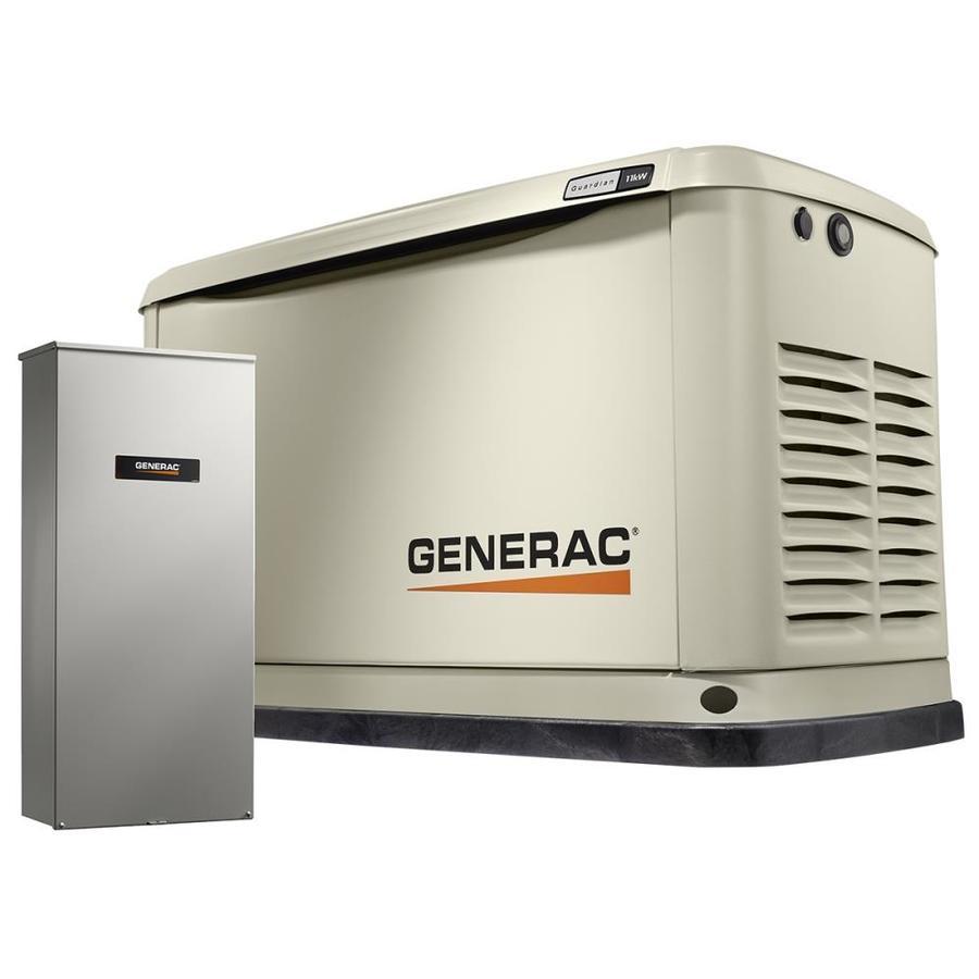 Generac 10000 Watt Generator >> Generac Guardian Series Wifi Enabled 11000 Watt Lp 10000 Watt