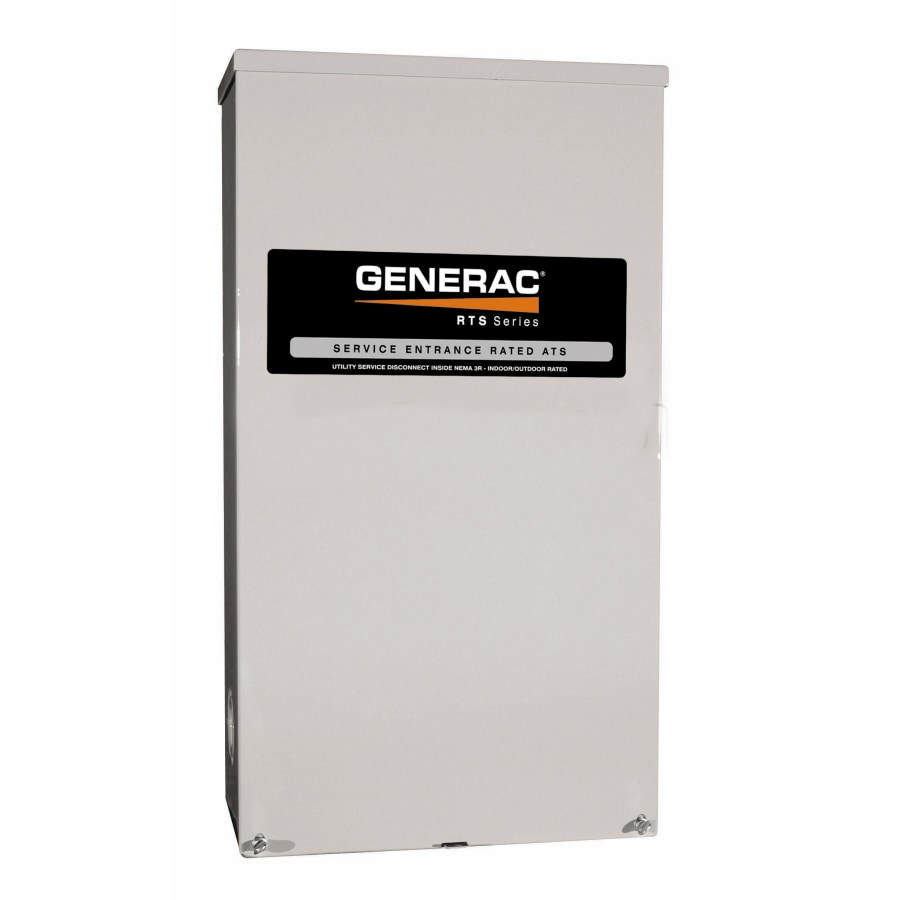 Generac 200-Amp Transfer Switch with Service Disconnect NEMA 3R