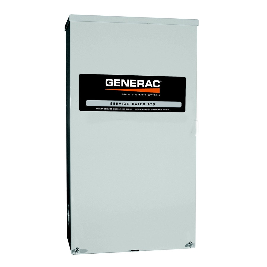 Generac 400-Amp Nexus Smart Switch