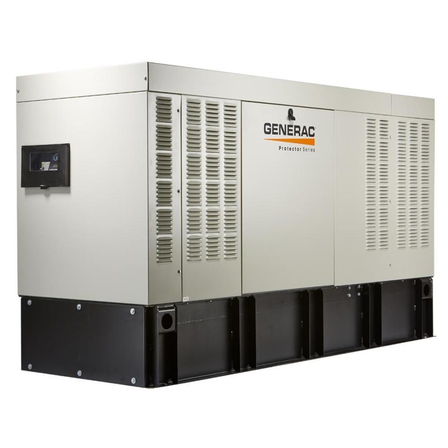 Generac Protector 48KW Aluminum Diesel Generator