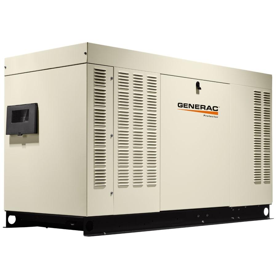 Generac Protector 0-Watt (Lp) / 60000-Watt (Ng) Standby Generator