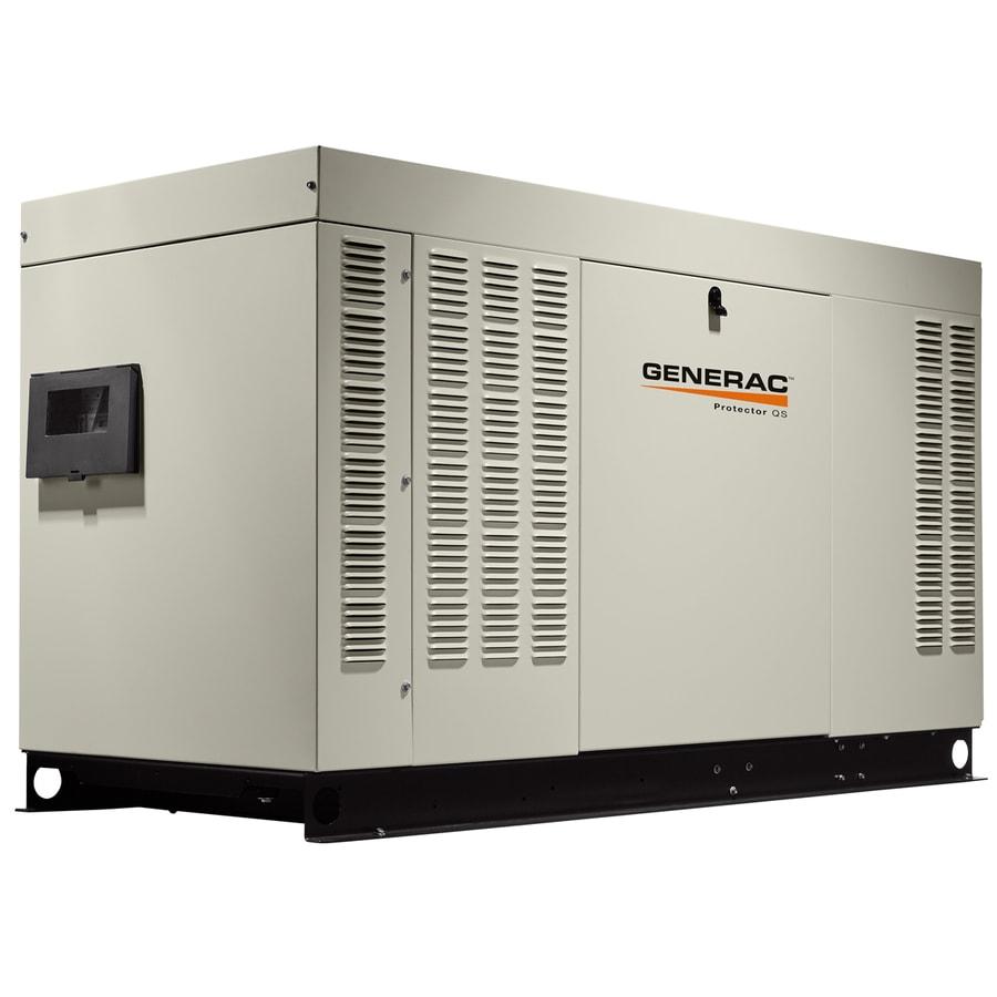 Generac Protector Qs 48000-Watt (Lp) / 48000-Watt (Ng) Standby Generator